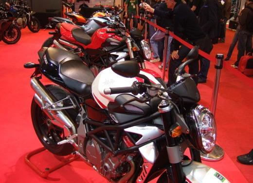 MV Agusta al Salone di Parigi 2007 - Foto 9 di 14