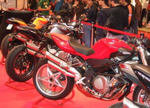 MV Agusta al Salone di Parigi 2007 - Foto 6 di 14