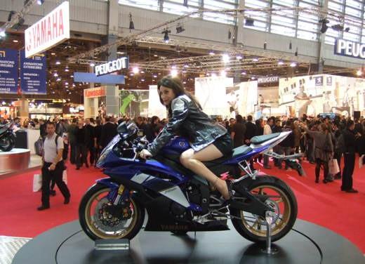 Yamaha al Salone di Parigi 2007 - Foto 1 di 16