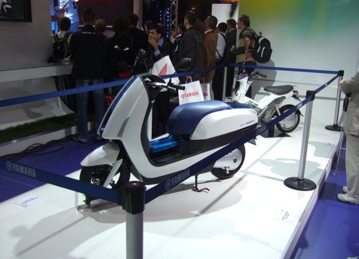 Yamaha al Salone di Parigi 2007 - Foto 6 di 16