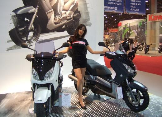 Yamaha al Salone di Parigi 2007 - Foto 8 di 16