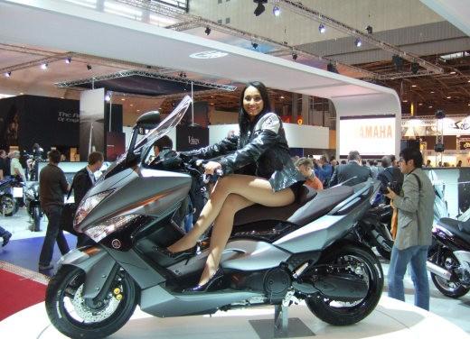 Yamaha al Salone di Parigi 2007 - Foto 9 di 16