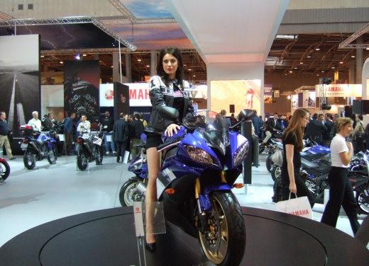 Yamaha al Salone di Parigi 2007 - Foto 10 di 16