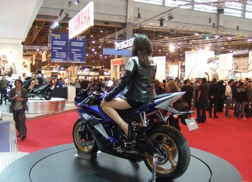 Yamaha al Salone di Parigi 2007 - Foto 11 di 16