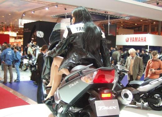 Yamaha al Salone di Parigi 2007 - Foto 12 di 16