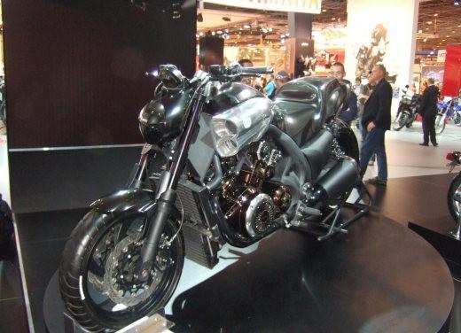 Yamaha al Salone di Parigi 2007 - Foto 13 di 16