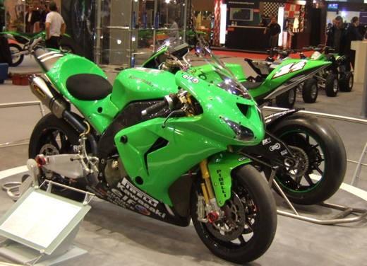 Kawasaki al Salone di Parigi 2007 - Foto 3 di 13