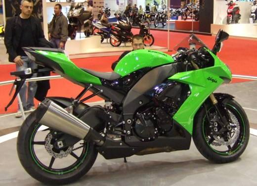 Kawasaki al Salone di Parigi 2007 - Foto 6 di 13