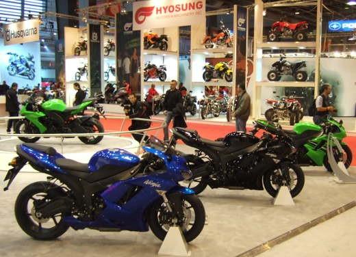 Kawasaki al Salone di Parigi 2007 - Foto 9 di 13
