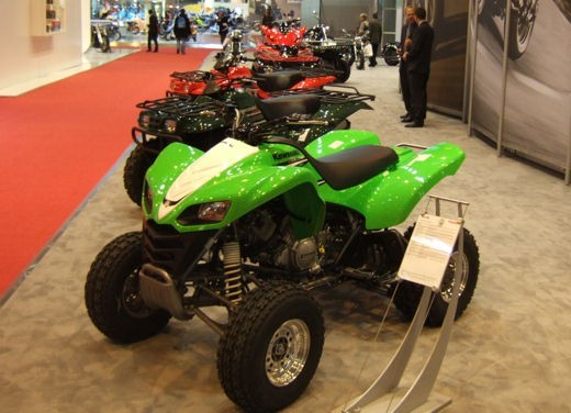 Kawasaki al Salone di Parigi 2007 - Foto 2 di 13