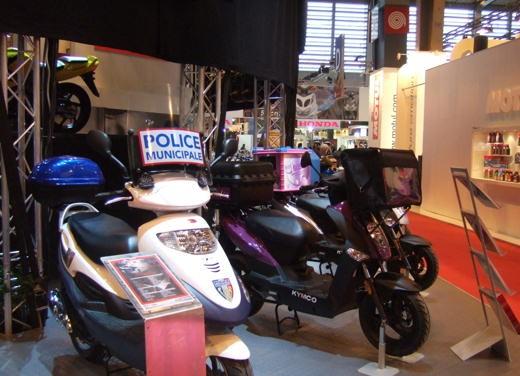 Kymco al Salone di Parigi 2007 - Foto 5 di 14