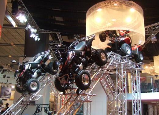 Kymco al Salone di Parigi 2007 - Foto 6 di 14