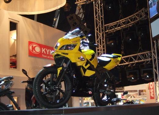 Kymco al Salone di Parigi 2007 - Foto 7 di 14