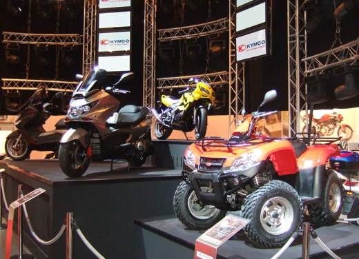 Kymco al Salone di Parigi 2007 - Foto 8 di 14