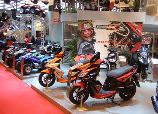 Kymco al Salone di Parigi 2007 - Foto 9 di 14