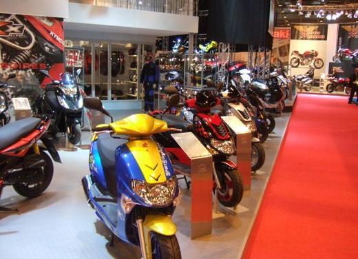 Kymco al Salone di Parigi 2007 - Foto 10 di 14