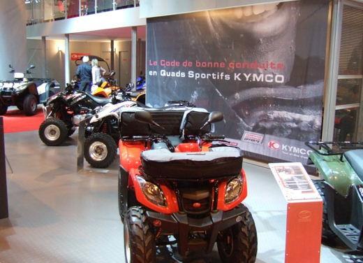 Kymco al Salone di Parigi 2007 - Foto 11 di 14