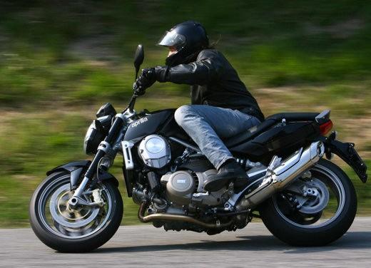 Aprilia Mana NA 850 – Test Ride - Foto 19 di 29