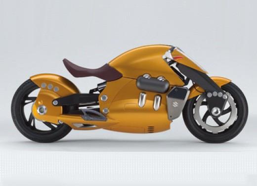 Ultimissime: Suzuki Biplane Concept - Foto 4 di 4