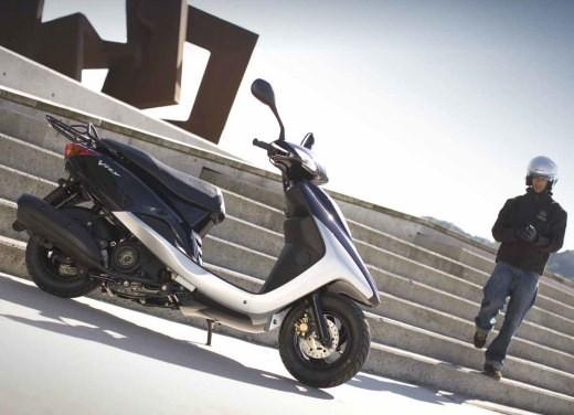 Ultimissime: Yamaha Vity 125 - Foto 7 di 9