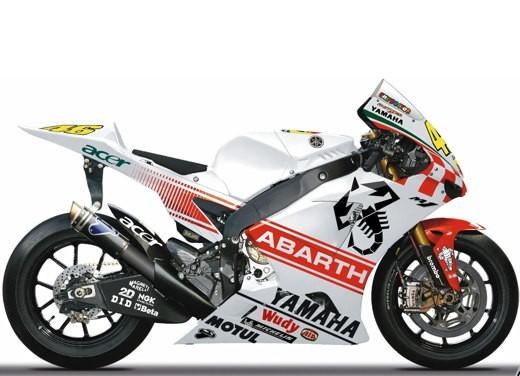 Ultimissime: Yamaha M1 by Abarth - Foto 1 di 7
