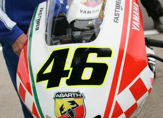 Ultimissime: Yamaha M1 by Abarth - Foto 5 di 7
