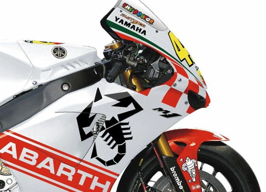 Ultimissime: Yamaha M1 by Abarth - Foto 6 di 7