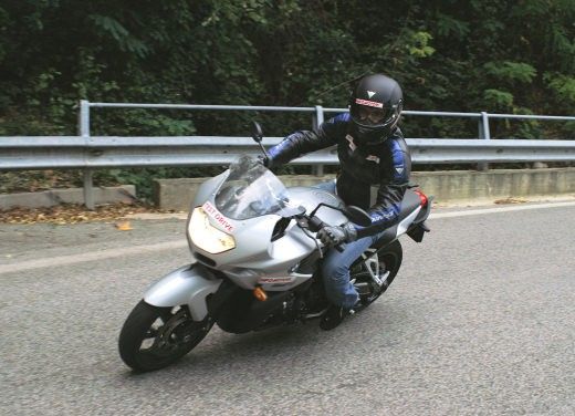 BMW K 1200 R Sport – Test Ride - Foto 4 di 28