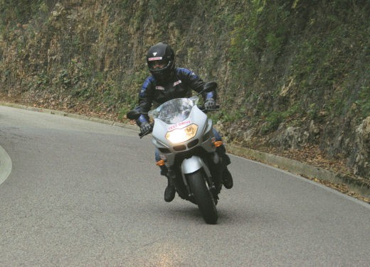 BMW K 1200 R Sport – Test Ride - Foto 7 di 28