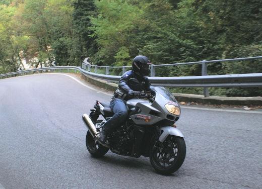 BMW K 1200 R Sport – Test Ride - Foto 8 di 28