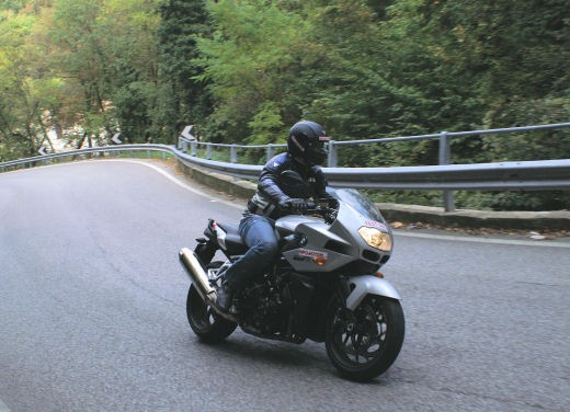 BMW K 1200 R Sport – Test Ride - Foto 8 di 28