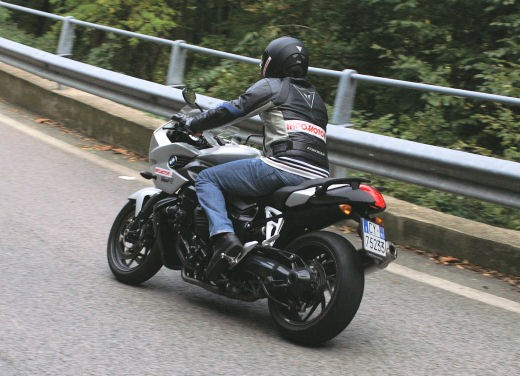 BMW K 1200 R Sport – Test Ride - Foto 11 di 28