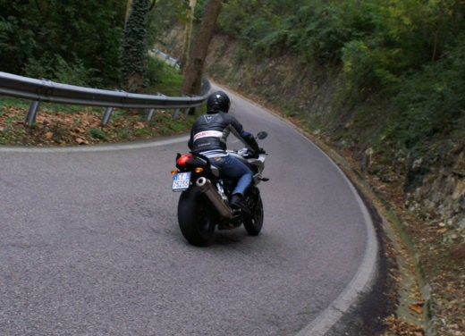 BMW K 1200 R Sport – Test Ride - Foto 12 di 28