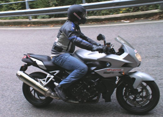 BMW K 1200 R Sport – Test Ride - Foto 13 di 28