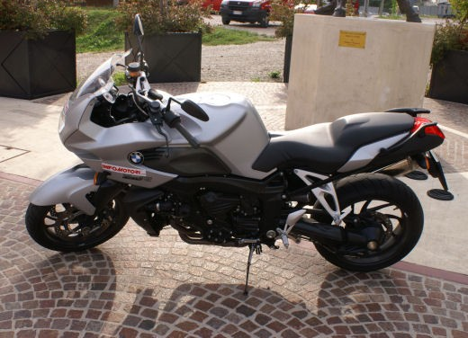 BMW K 1200 R Sport – Test Ride - Foto 15 di 28