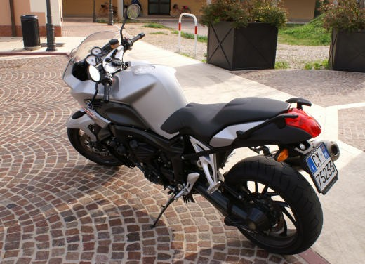 BMW K 1200 R Sport – Test Ride - Foto 16 di 28