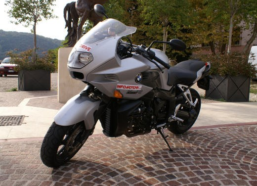 BMW K 1200 R Sport – Test Ride - Foto 17 di 28