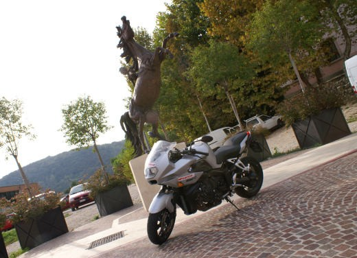 BMW K 1200 R Sport – Test Ride - Foto 19 di 28