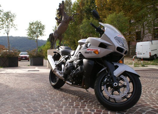 BMW K 1200 R Sport – Test Ride - Foto 20 di 28