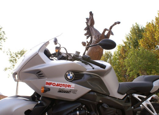 BMW K 1200 R Sport – Test Ride - Foto 21 di 28