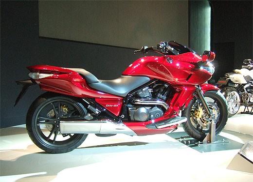 Honda moto al Salone di Tokyo 2007 - Foto 7 di 17