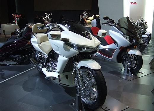 Honda moto al Salone di Tokyo 2007 - Foto 9 di 17