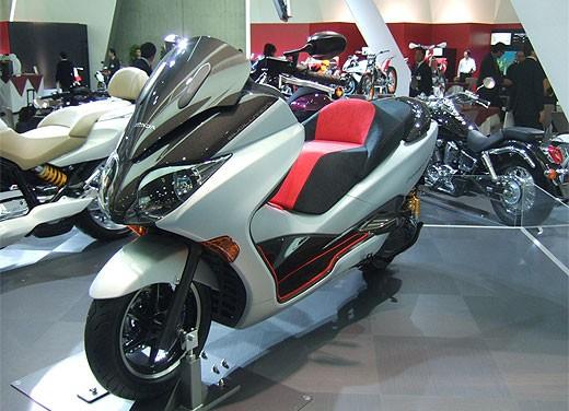 Honda moto al Salone di Tokyo 2007 - Foto 10 di 17