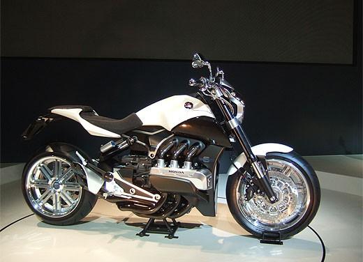Honda moto al Salone di Tokyo 2007 - Foto 13 di 17