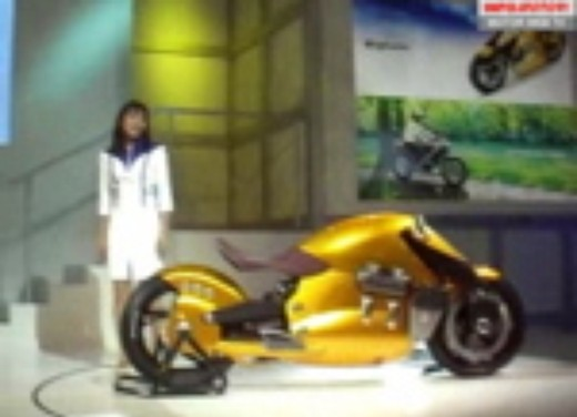 Suzuki moto al Salone di Tokyo 2007 - Foto 30 di 30