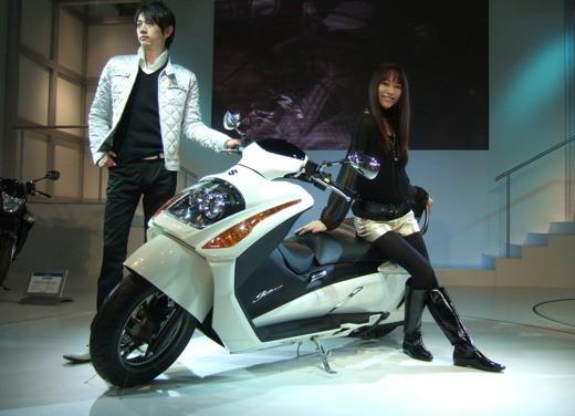 Suzuki moto al Salone di Tokyo 2007 - Foto 20 di 30