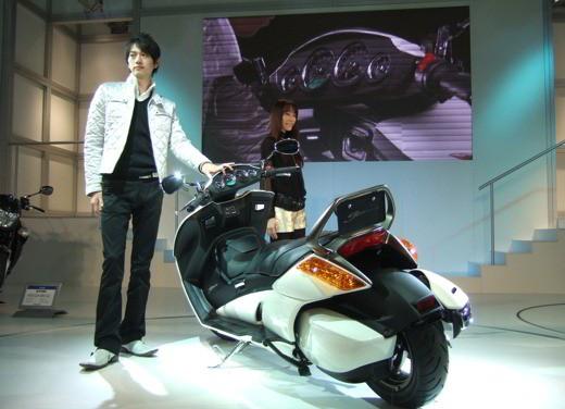 Suzuki moto al Salone di Tokyo 2007 - Foto 21 di 30