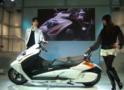 Suzuki moto al Salone di Tokyo 2007 - Foto 23 di 30