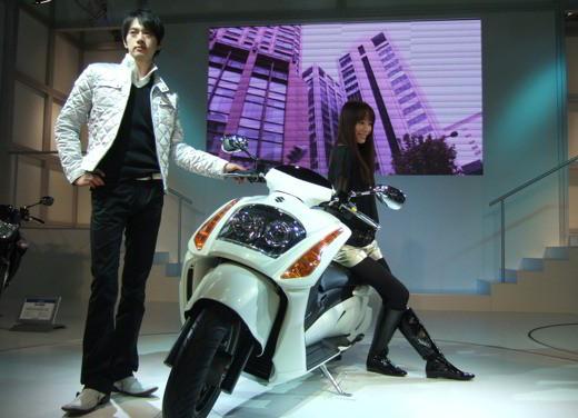 Suzuki moto al Salone di Tokyo 2007 - Foto 25 di 30