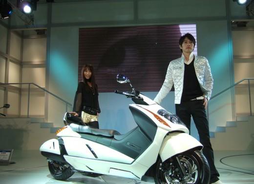 Suzuki moto al Salone di Tokyo 2007 - Foto 26 di 30